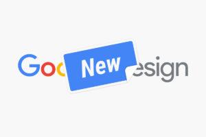 Google new Design